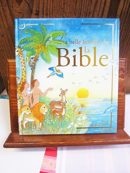 bible aux enfants